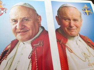 Two Pope Saints