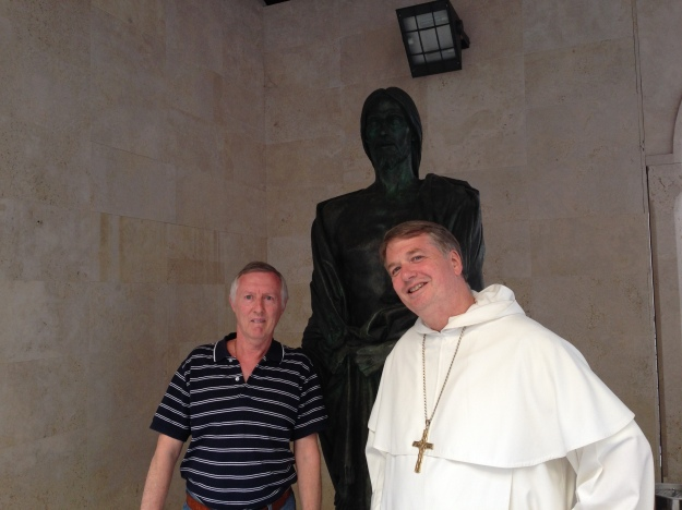 With John McCartney from our St John XXIII Parish