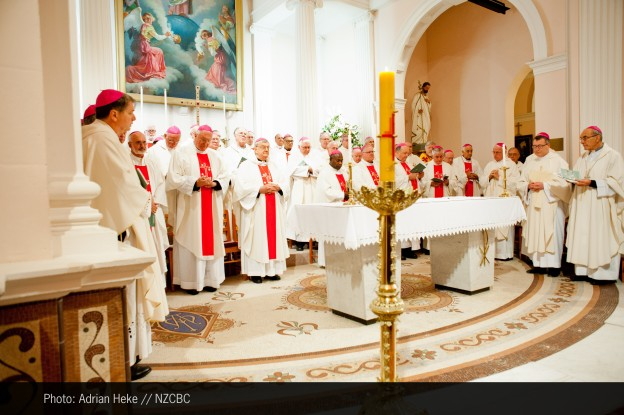 Federation of Catholic Bishops' Conferences of Oceania (F.C.B.C.O.)